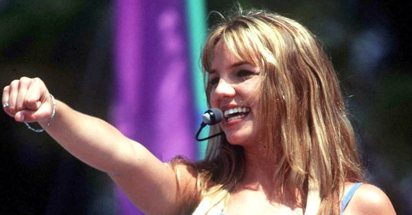 This 1999 Britney Spears Disney Channel concert is the throwback of our dreams: