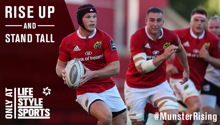 This #MunsterRising is within touching distance of a home Semi-Final!  C'mon Munster! #BENvMUN https://t.co/0AXT1GRaqy