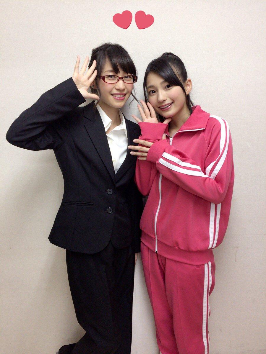 #ウマ娘 でもお世話になっている松センパイ(*´◒`*)特別ゲストで #まついが に出演して下さいました!!スーツとメガ