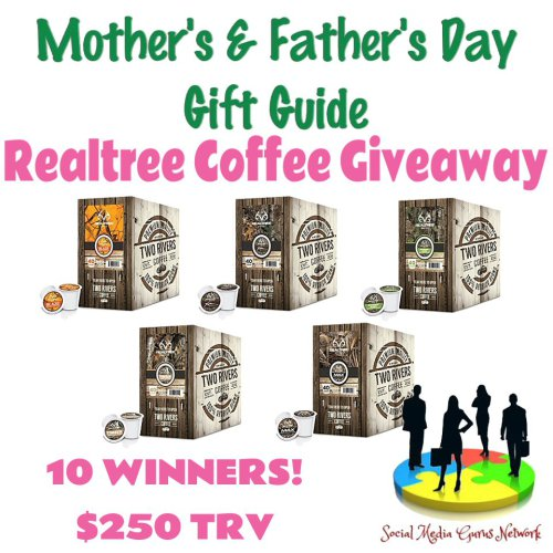 Realtree Coffee Giveaway ~ 10 Winners! ~ @FreeDealSteals ~ Reviews & Giveaways!