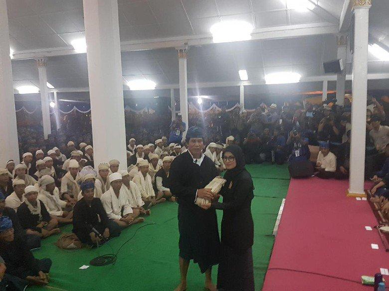 Lahan Pertanian Baduy Menipis, Bupati Lebak Janjikan 1.200 Ha Tanah https://t.co/qLW9t8i2pT https://t.co/FnOdemIye0