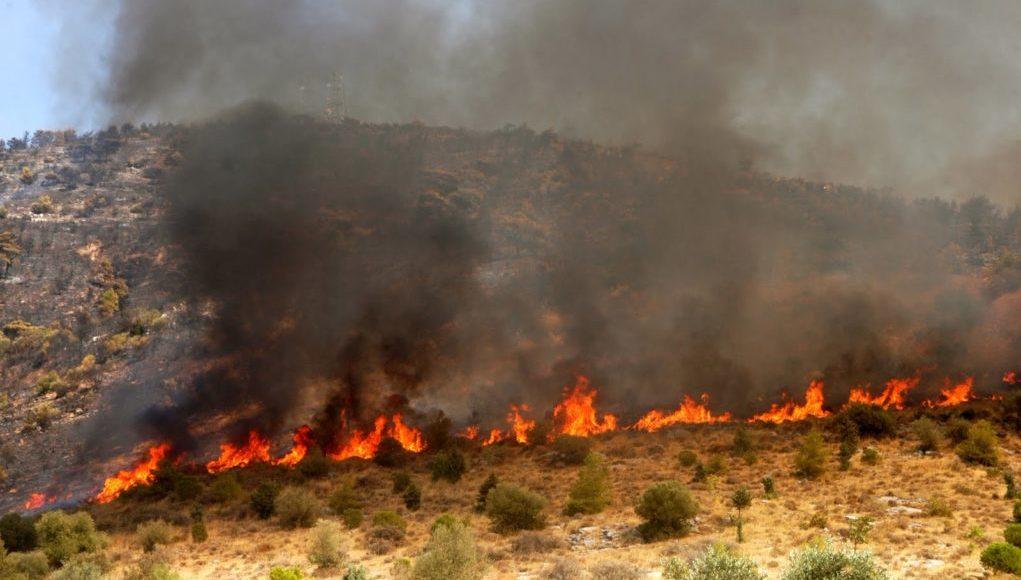 test Twitter Media - Υπό έλεγχο η πυρκαγιά στις Μαριές Ζακύνθου https://t.co/QX5ltsWEaU https://t.co/79o1eSJGGv