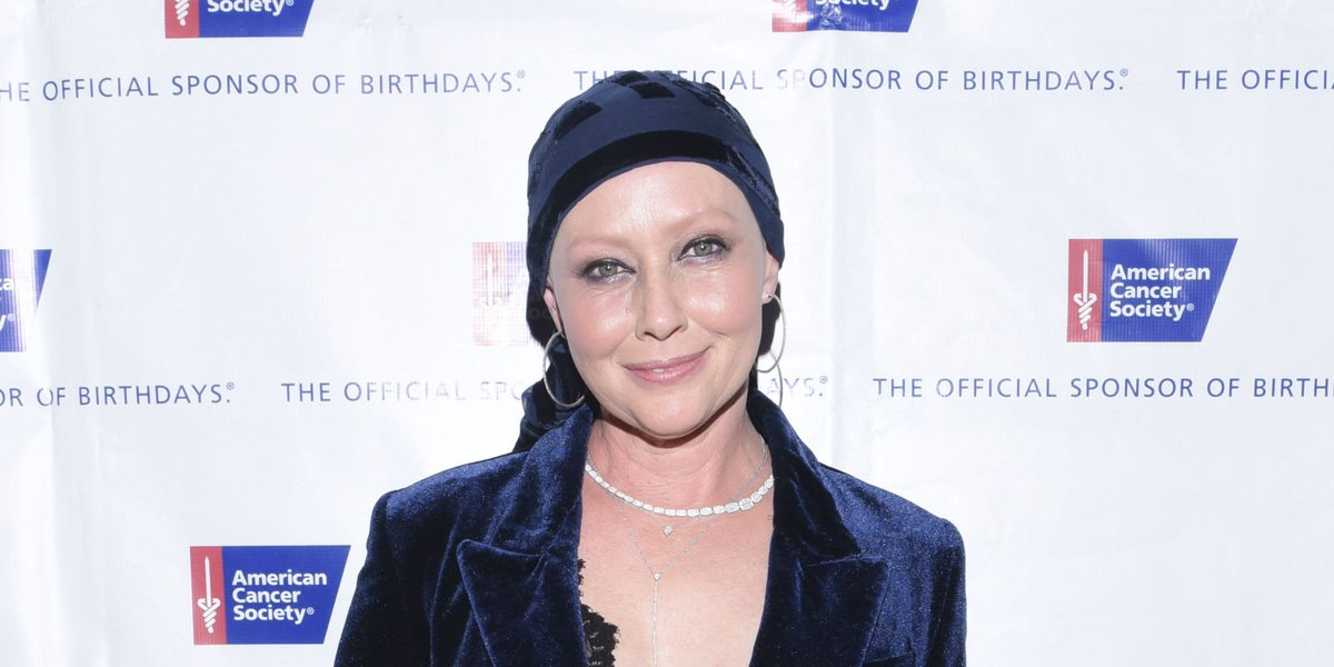 Shannen Doherty Is In Remission Following Her Breast Cancer Diagnosis