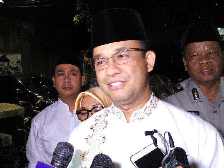 Anies: Di Mana-mana Bagi Sembako Dapat Dukungan, di Jakarta Kebalik https://t.co/dr1uDdLsGT https://t.co/OausU5kGBw