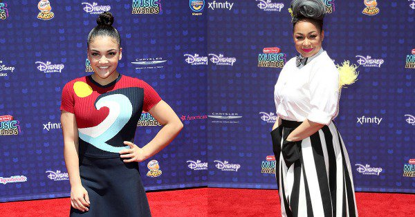 Here they come! The red carpet for the 2017 Radio Disney Music Awards is in full-force: