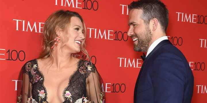 The Ryan Reynolds & Blake Lively guide to slaying every red carpet ?