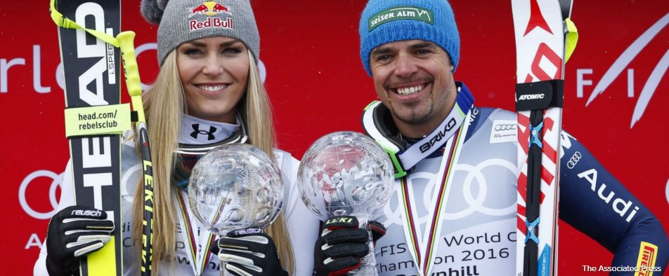 Vonn sets sights on Olympics, records, racing against men
