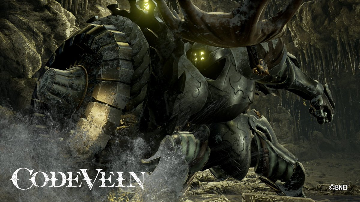 【1st Trailer 公開まであと 2日】Trailer の1シーンをご紹介。死闘を想起させる、巨大な敵とのバトルシ