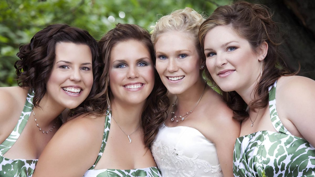 Report: Maid Of Honor Not Even That Good Of Friends With Bride