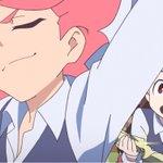 本日はTVアニメ『リトルウィッチアカデミア』第17話「アマンダ・オニール・アンド・ホーリー・グレイル」がTOKYO MX