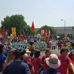 Protest to take on Trump's climate policies — and the heat — in DCmarch