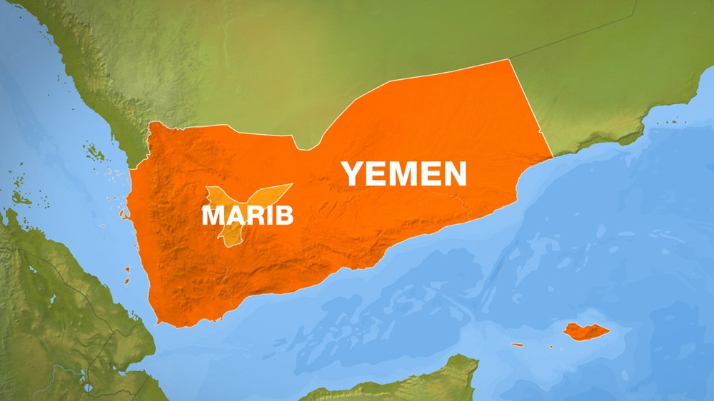 US drone strike kills five suspected members of al-Qaeda in central Yemen
