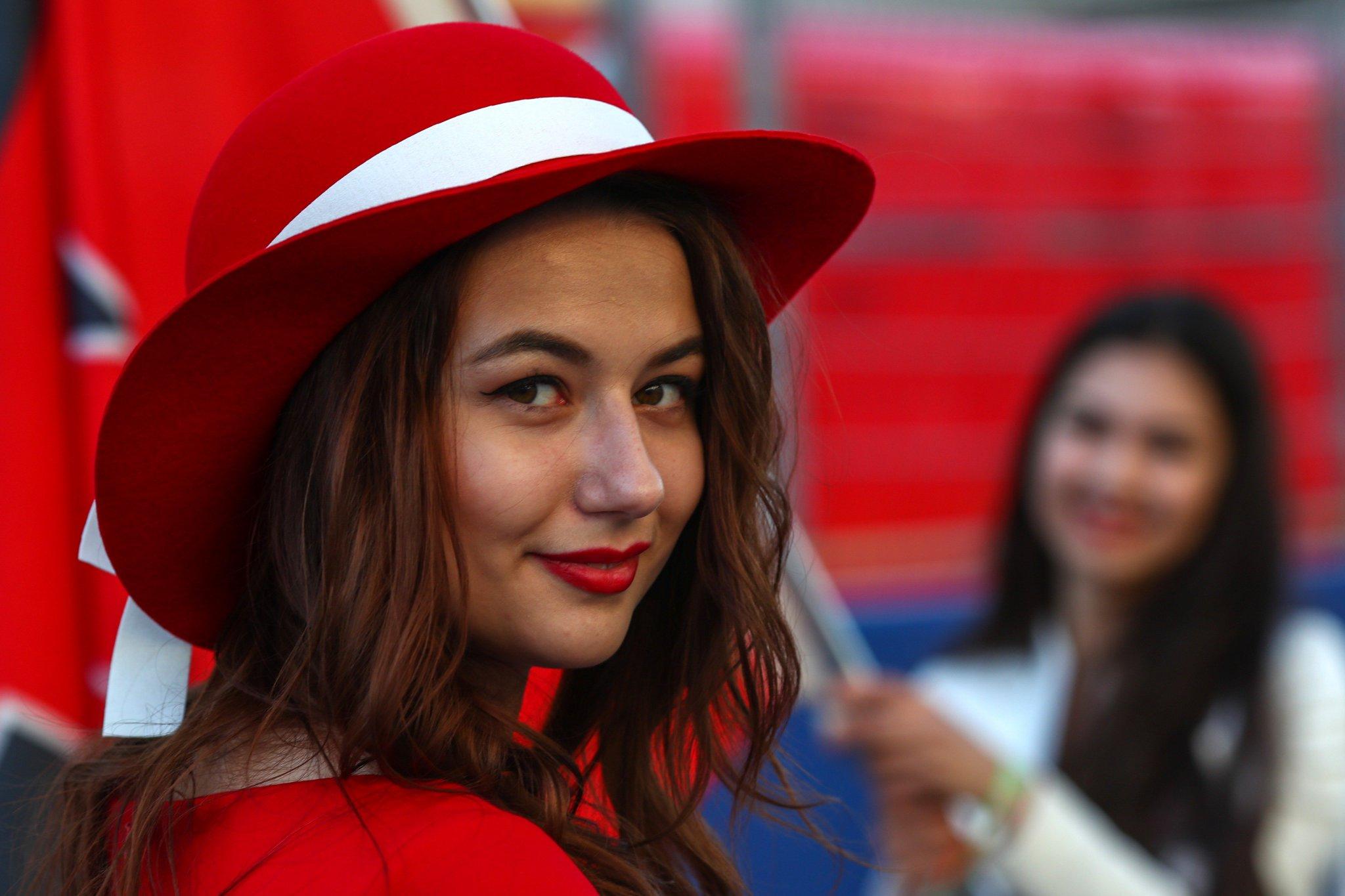 Fotos chicas formula 1 14