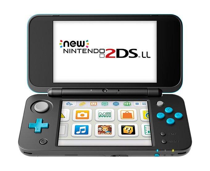 任天堂から「Newニンテンドー2DS LL」発売 - 3DS LLと同一サイズの液晶で軽量化 -