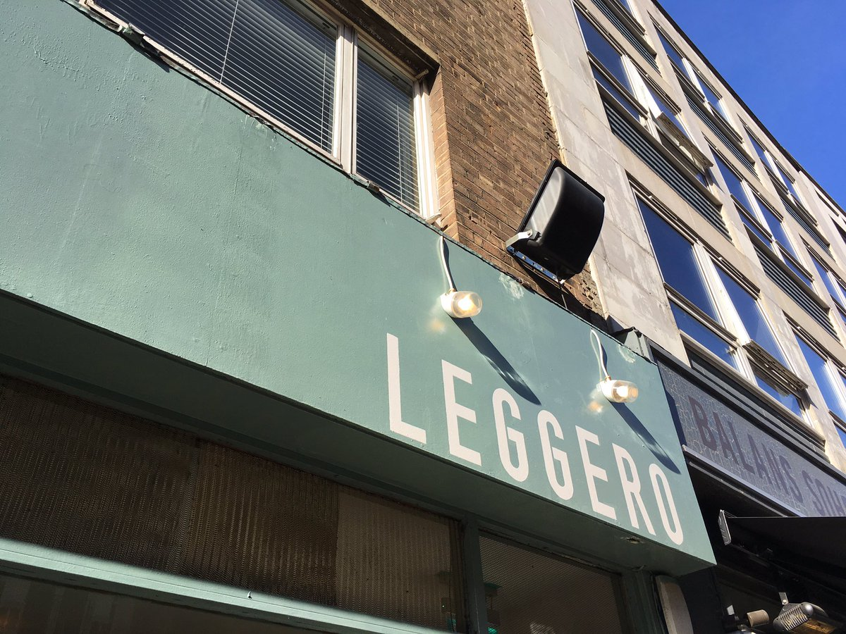Leggero London's best gluten-free dining on Deliveroo