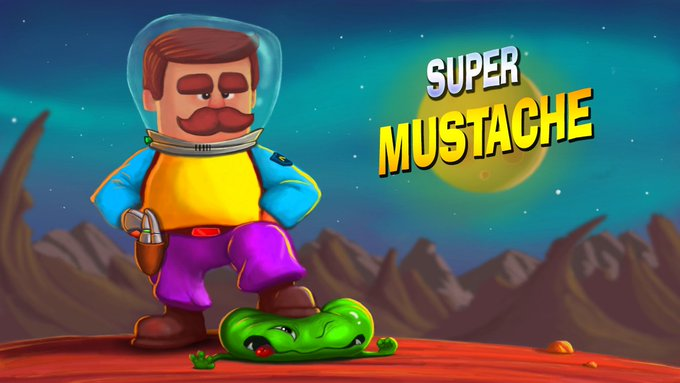 Super Mustache – Steam Key – Global