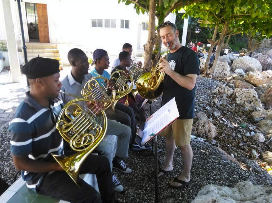 Utah Symphony players orchestrate musical mission to Haiti