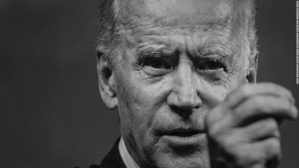 Former Vice President Joe Biden is back in New Hampshire as Democrats already eye 2020