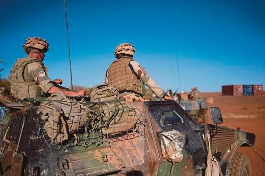 20 militan tumpas di Mali - Perancis