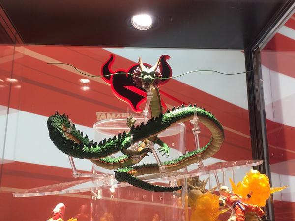 【ドラゴンボール】S.H.フィギュアーツ「神龍」10月発売決定 価格9,000円+税