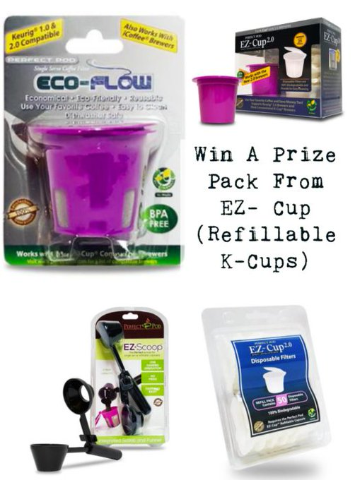 EZ-Cup (Refillable KCups) GA -1-US Ends 5/12