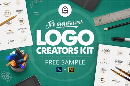 (RT From dsgn_resources) Professional Logo Creator Freebies FreeResources FreeDownload