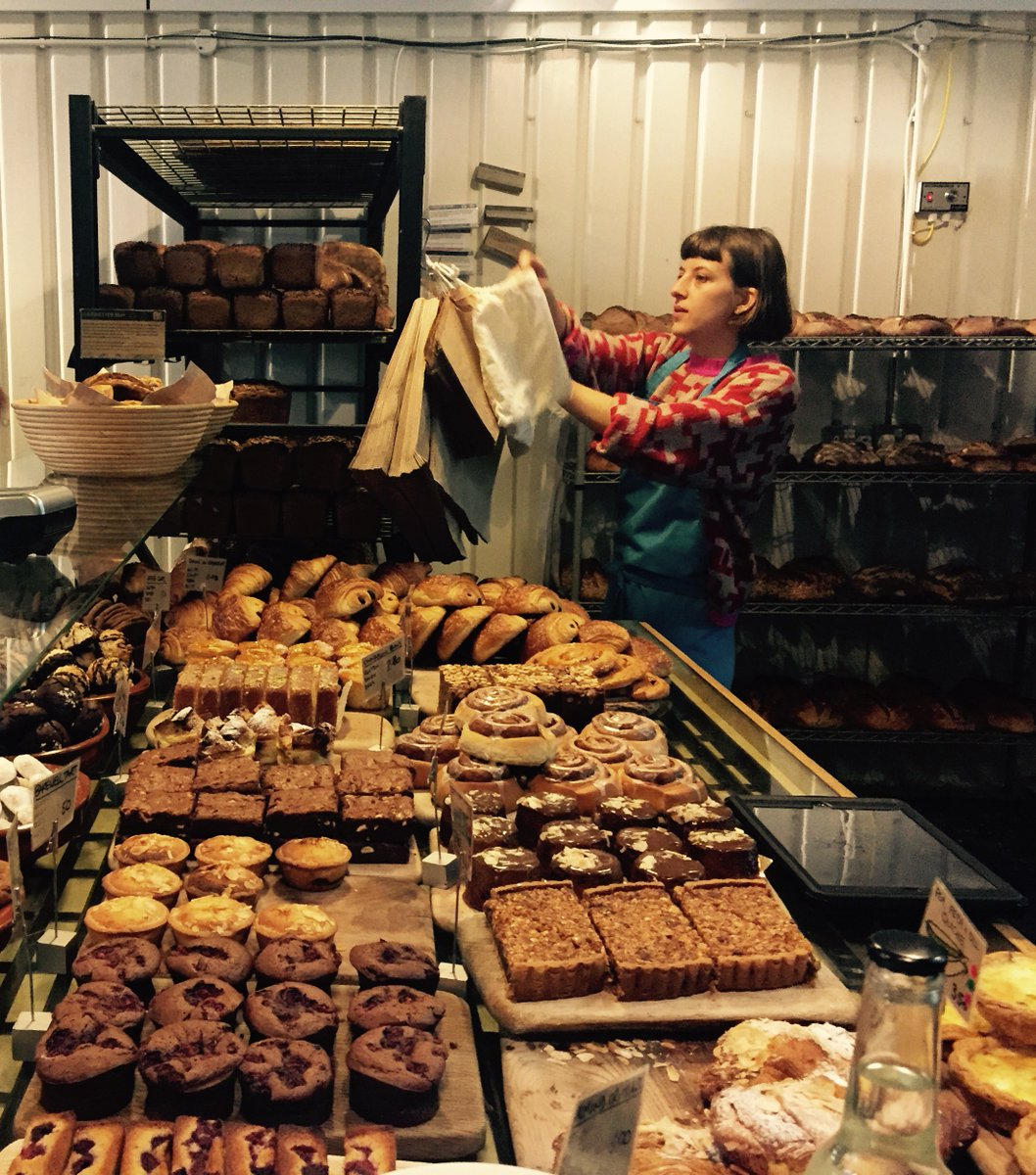 E5 Bakehouse London's best cake shops