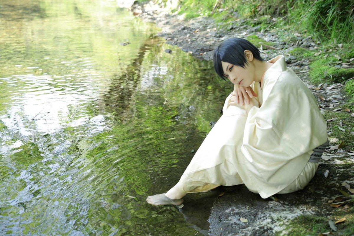 【コス】昭和元禄落語心中―泡沫―photo:澪コ()菊比古:きょん