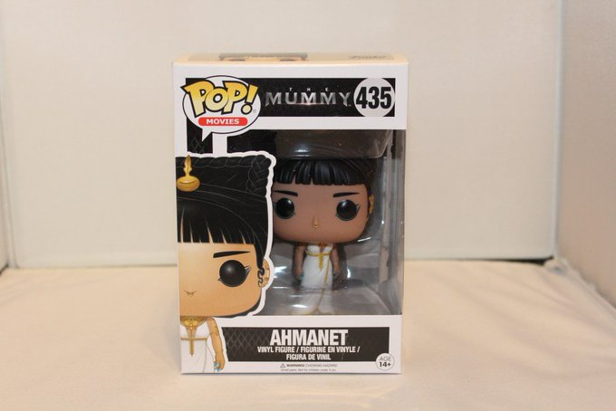 CONTEST: Win Funko's The Mummy POP vinyl of Ahmanet!