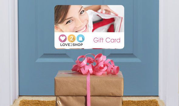 Win £100 worth of Love2Shop vouchers E:29/05