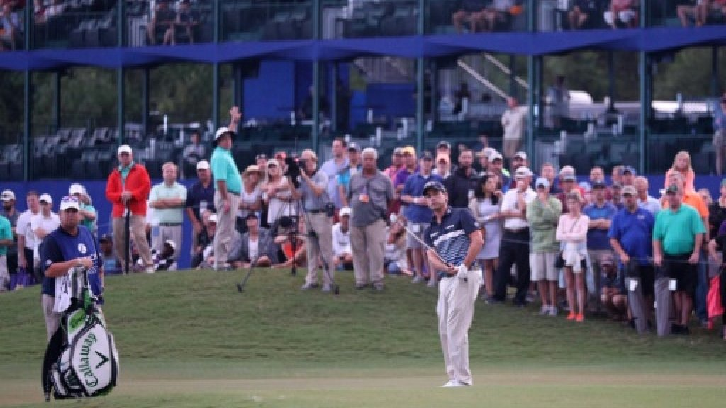 Blixt-Smith, Kisner-Brown set for Monday playoff in Zurich Classic