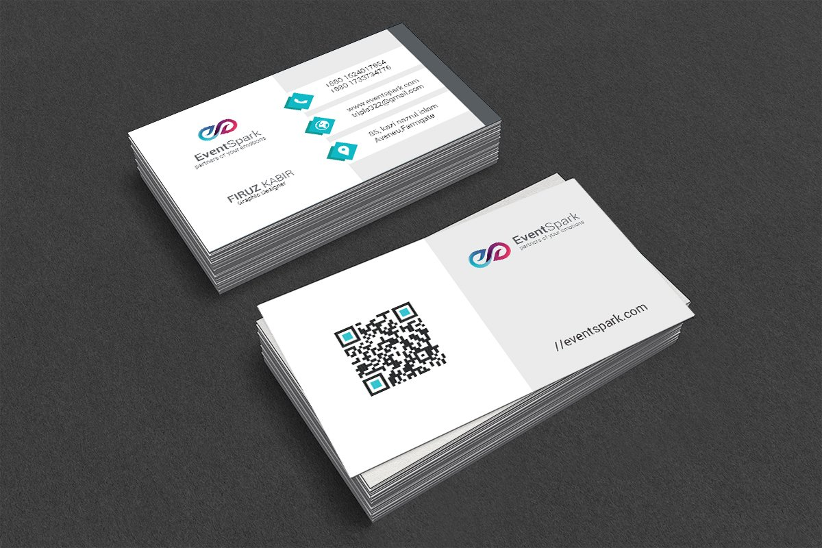 Cool business card designs 2018