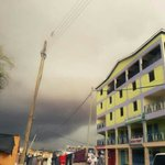 It has rained heavily in most areas in Wajir and Mandera counties
