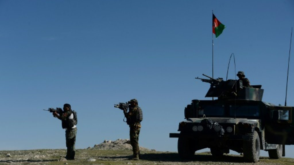 Winter fighting took heavy toll on Afghan forces: report