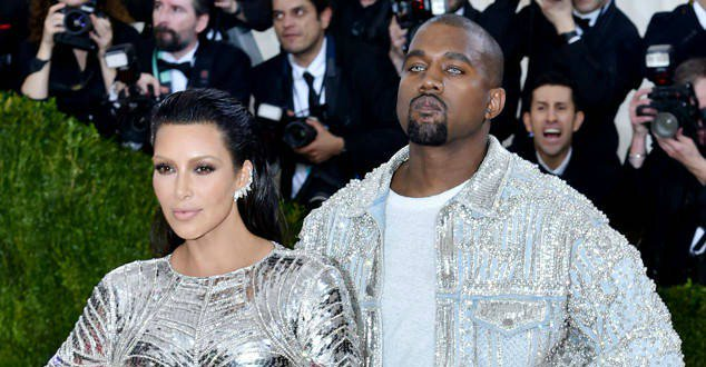 Kanye West won't be attending the Met Gala with Kim Kardashian: