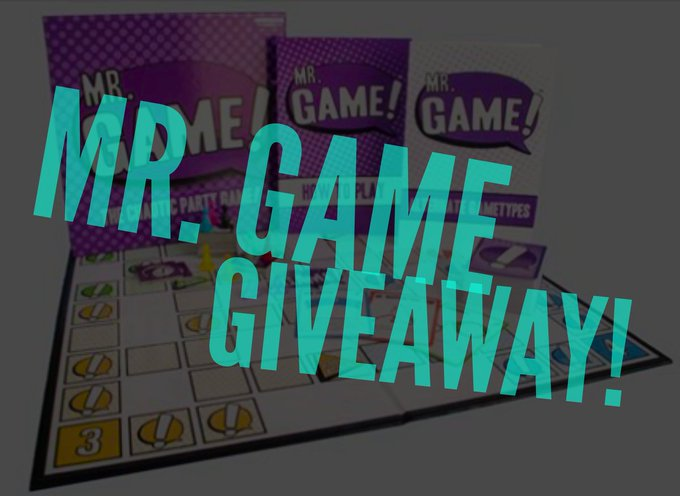 giveaways and events