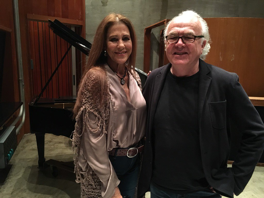 Happy Birthday Rita Coolidge! wonderful Delta Lady interviewed by me for Joe Cocker:Mad Dog with Soul doc