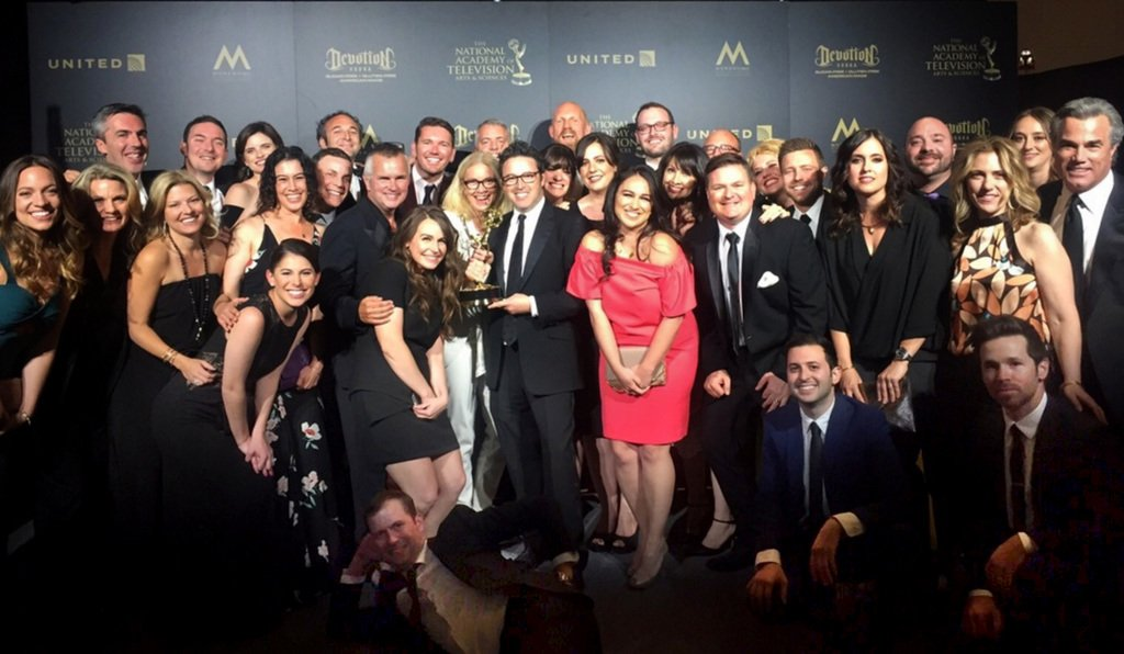 I'm so grateful for my Emmy-winning staff. They mean the world to me. https://t.co/8LkQOUD46N