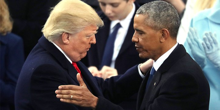 Donald Trump and Barack Obama have not spoken since Inauguration Day: Report