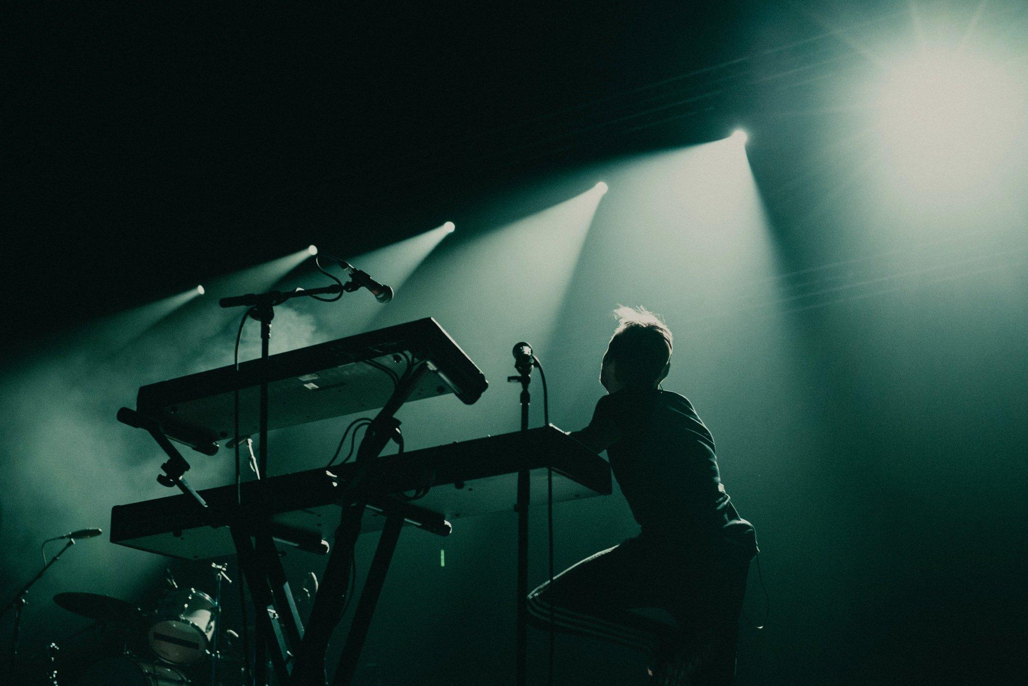 .@XAmbassadors performing live at @volapalooza in Knoxville. Photos by @nolanknight_. https://t.co/4LtSvywyJu