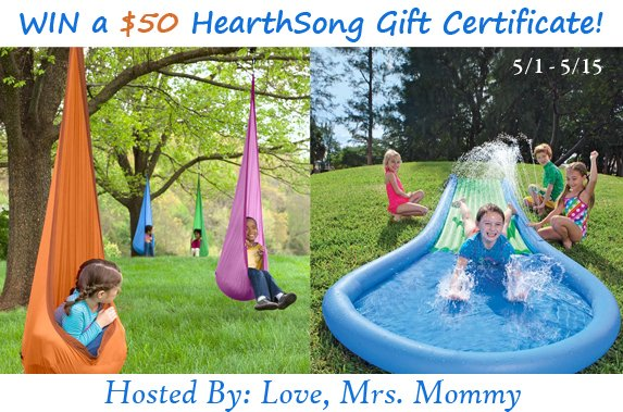 $50 HearthSong Gift Certificate