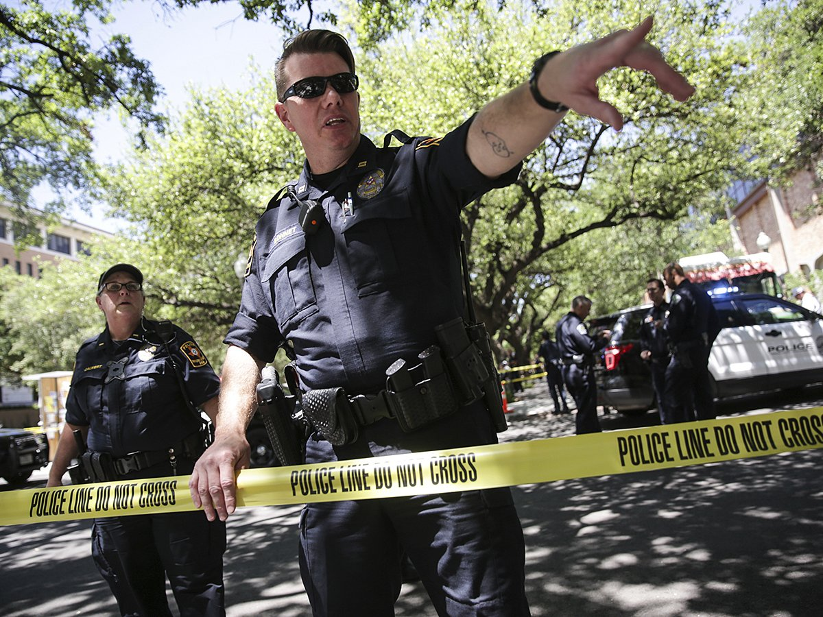 One dead, several hurt at University of Texas stabbings in downtown Austin