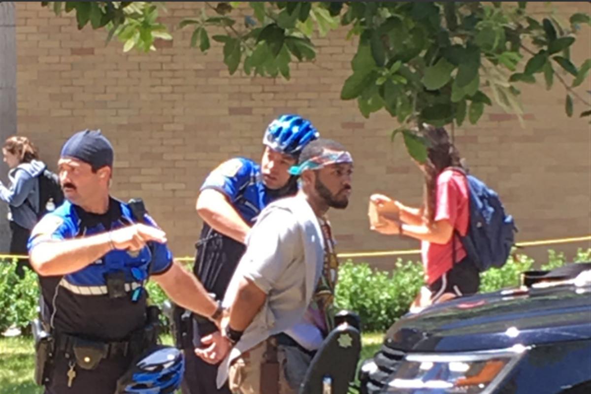 One dead, three injured in University of Texas stabbing spree