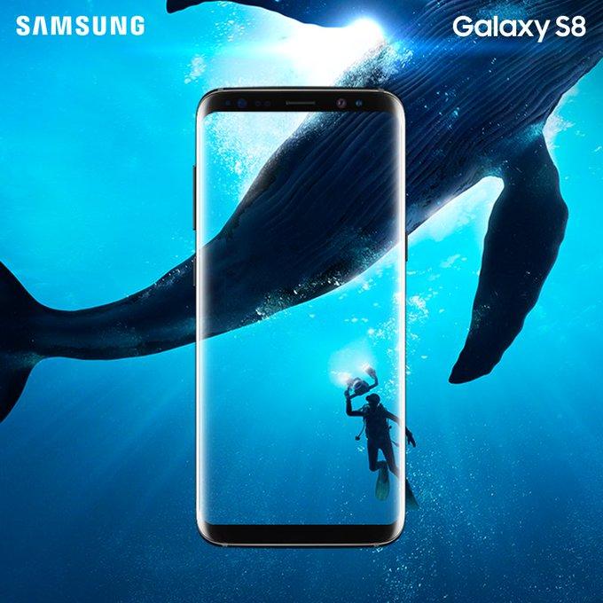 Samsung S8 Contest T&C