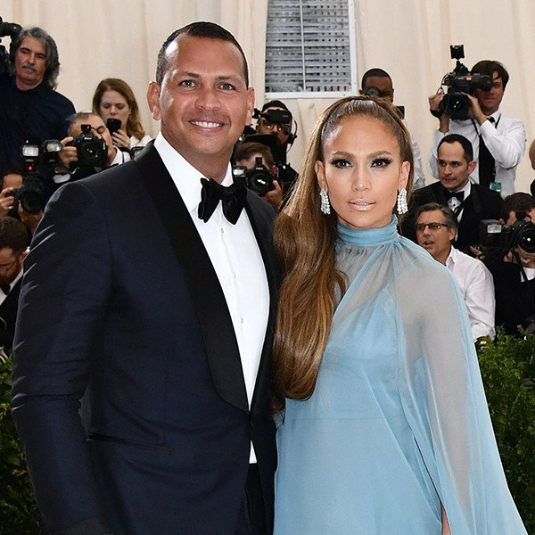 Jennifer Lopez and Alex Rodriguez have gone red carpet official at the MetGala!