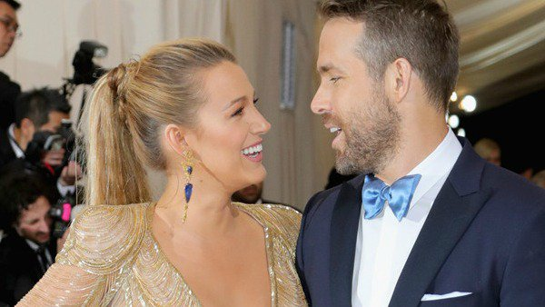 Ryan Reynolds' love note to Blake Lively is the Met Gala surprise we didn't deserve. ??