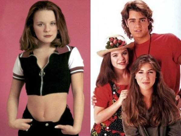 Creepy Child Stars of the    s Who Grew Up Sexy TigerDroppings com