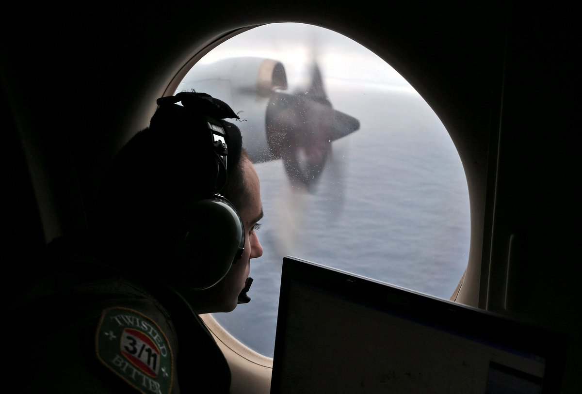 "Scientists might have ""credible information"" for the location of missing flight MH370"