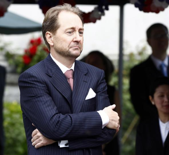 Norway billionaire to 'give back' most of his wealth: daily Aftenposten