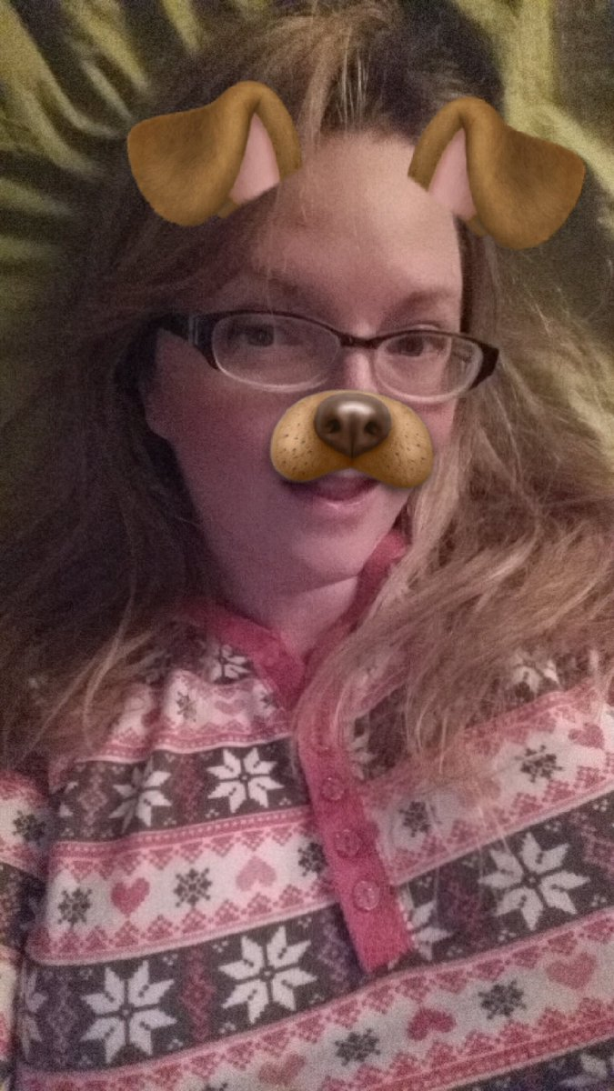 ... if you like blonde dogs wearing glasses. Snapchat. TastyTrixie. FadhzaztEq
